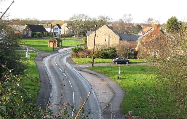 Horspath: Cuddesdon Road