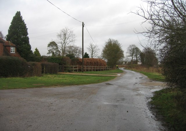 Mill Lane - Warnborough Green