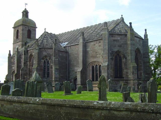 Ladykirk (church of Scotland) Church