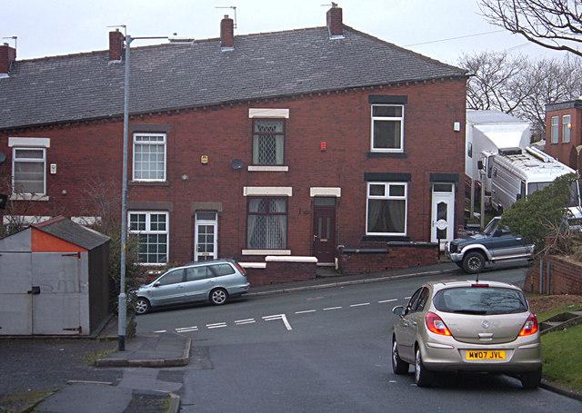 Crompton Street, Cold Hurst, Oldham