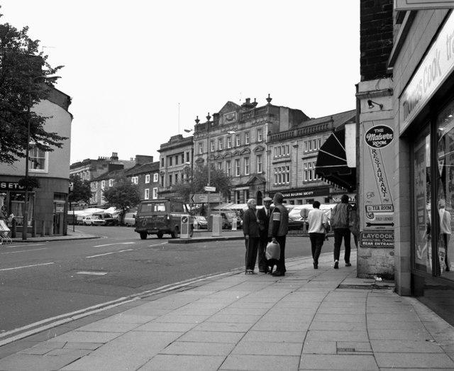 Caroline Square, Skipton