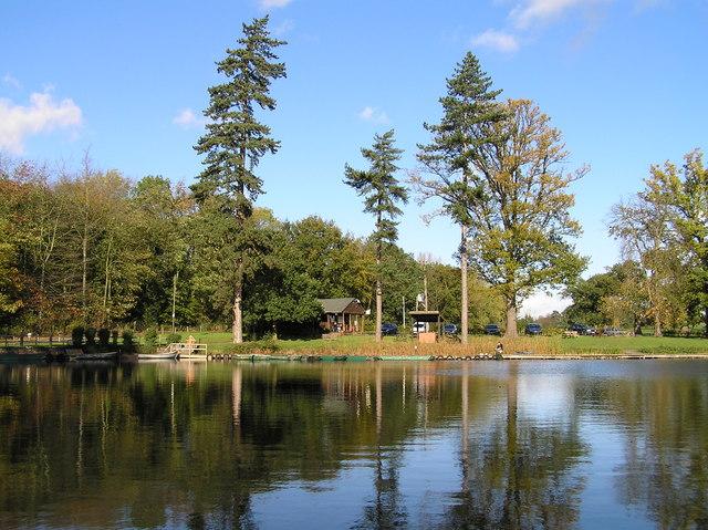 The Fishing Lodge, Patshull Pool