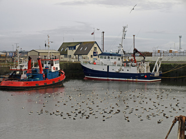 Troon, Inner Harbour