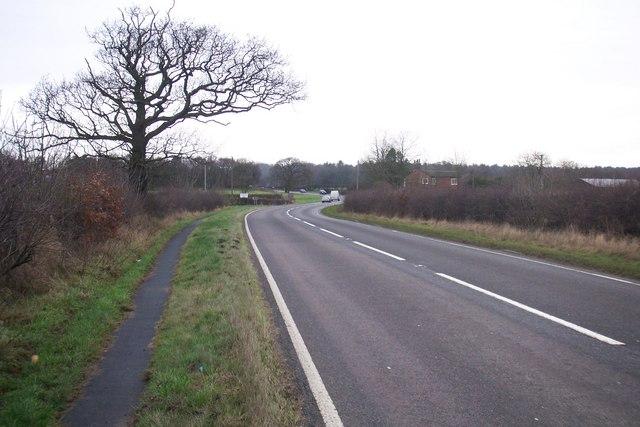 Caistor road