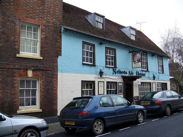 Nelsons Ale House, Blandford Forum