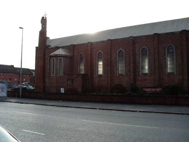 St Michael's Church, Parkhead
