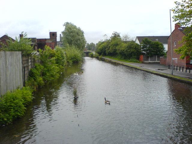 Rochdale Canal, Newton Heath