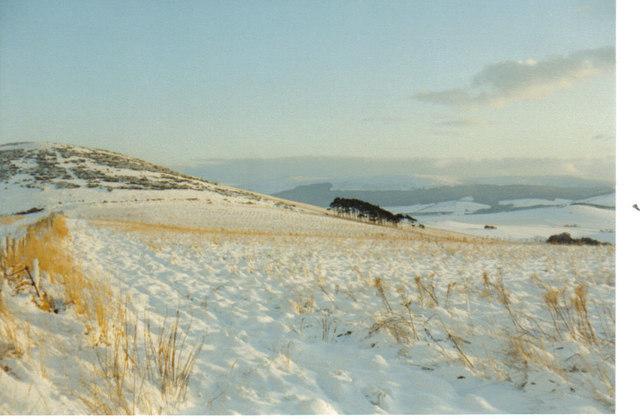 Christkirk Hill, Aberdeenshire