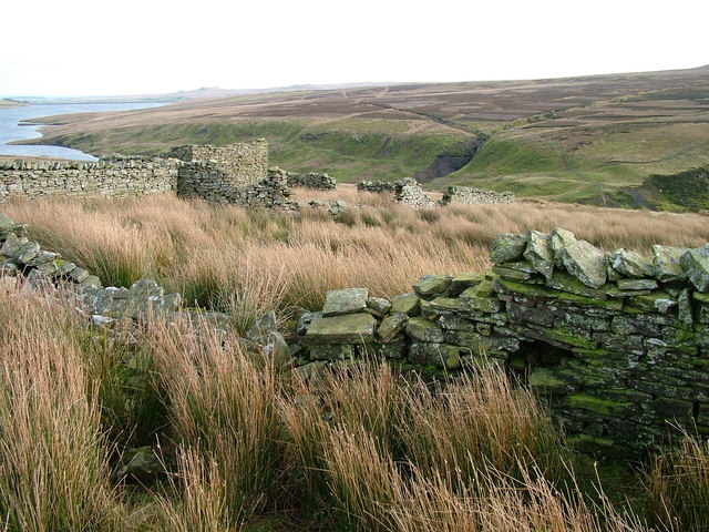 Sheepfold and shelter