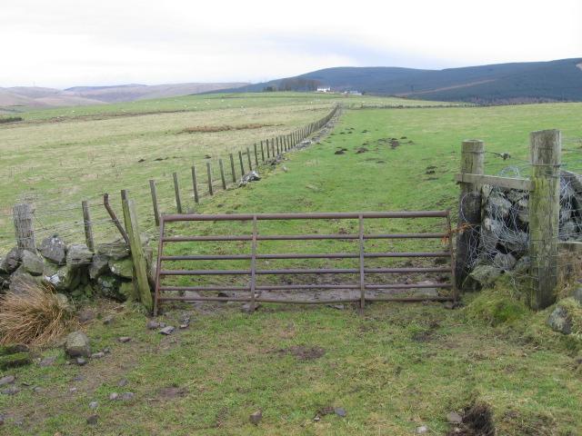 Towards Blairhill