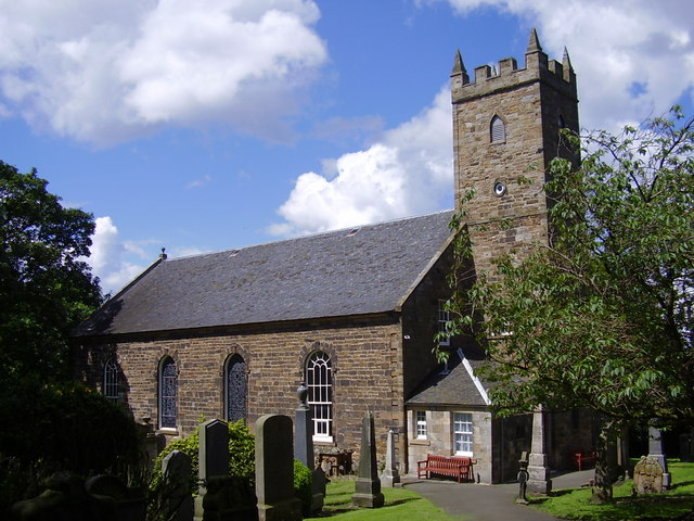 Tranent Parish Church.