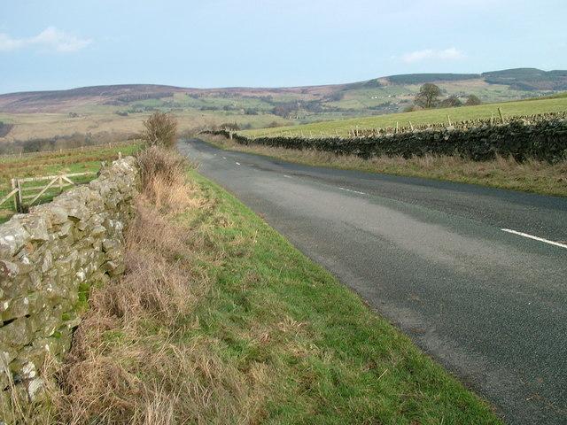 Road to Mickleton