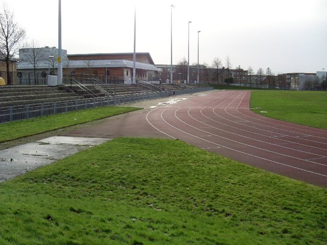 Crownpoint Sports Arena, Glasgow