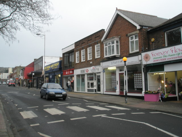Zebra Crossing in the High Street