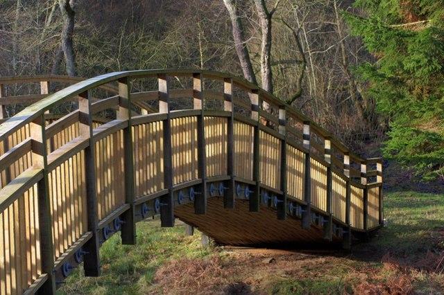Bridge Over the Rye