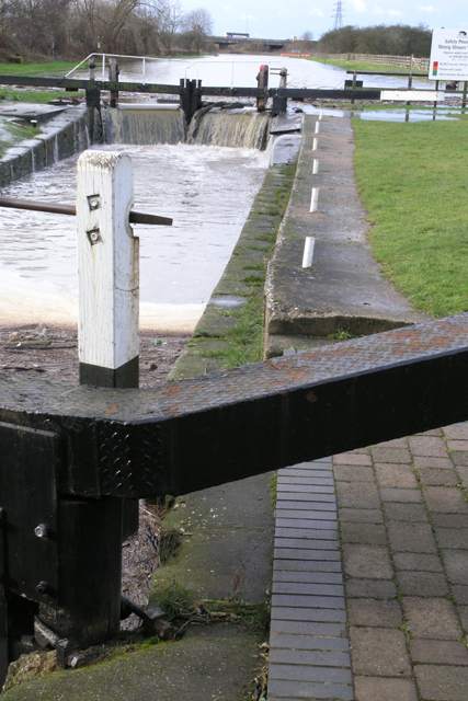 Sawley Cut Lock
