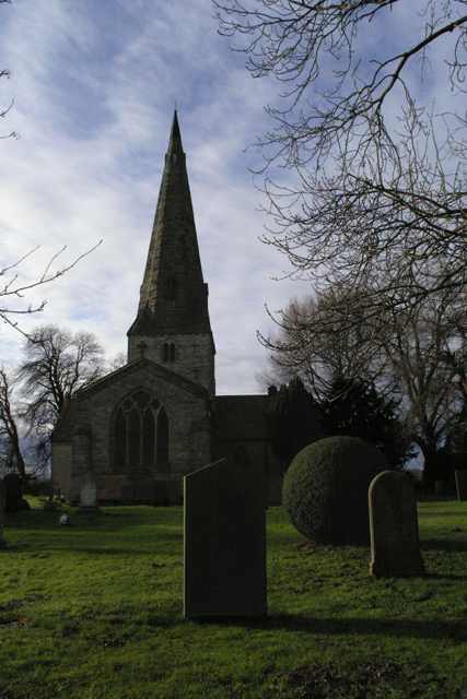 St James' Normanton-on-Soar