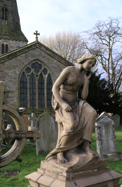 Memorial, St James', Normanton-on-Soar