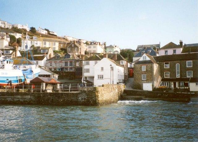 The Quay, Polruan, Lanteglos CP
