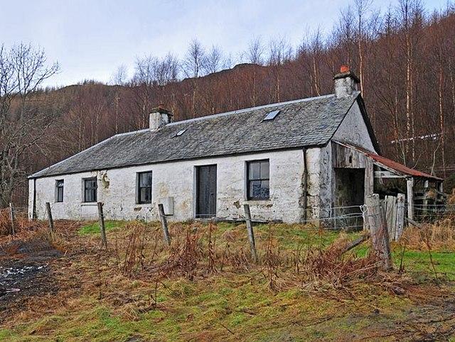 Cottage at Druim na Cille