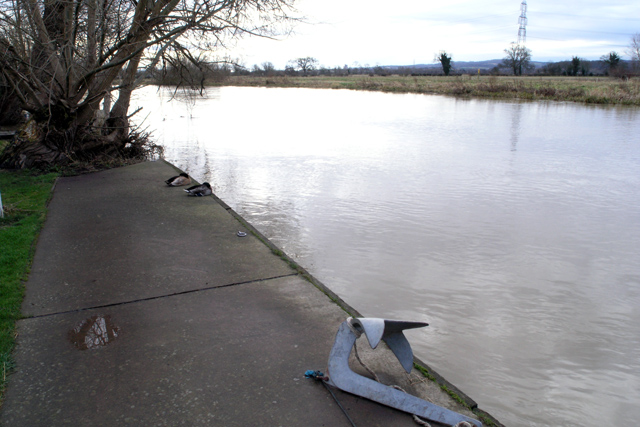 River Soar from The Plough