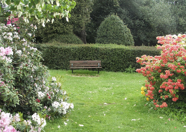 Forty Hall Garden, Enfield, Middlesex