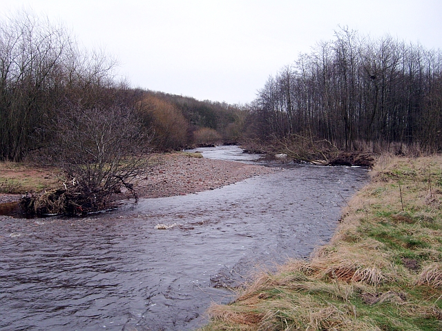 Kingwater downstream from Kellwood