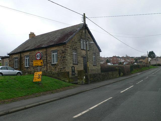 Bathafarn Methodist Chapel, Coedpoeth