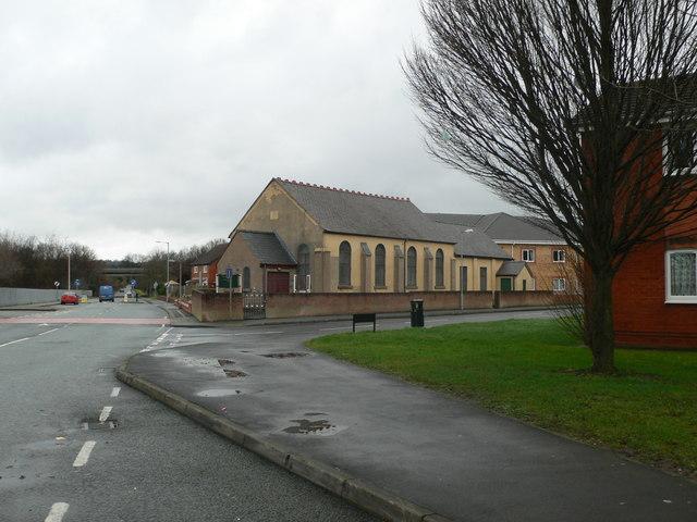 Rhosddu Methodist Church