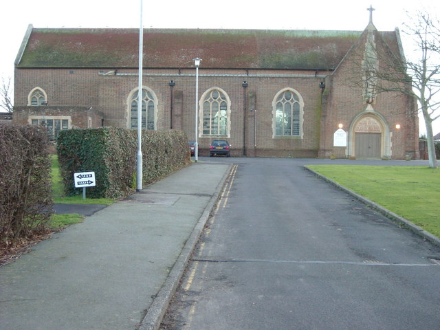 St  Augustine's Church, Bexhill-on-Sea