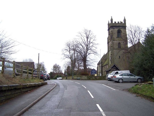 St. Michael & All Angels, Colwich