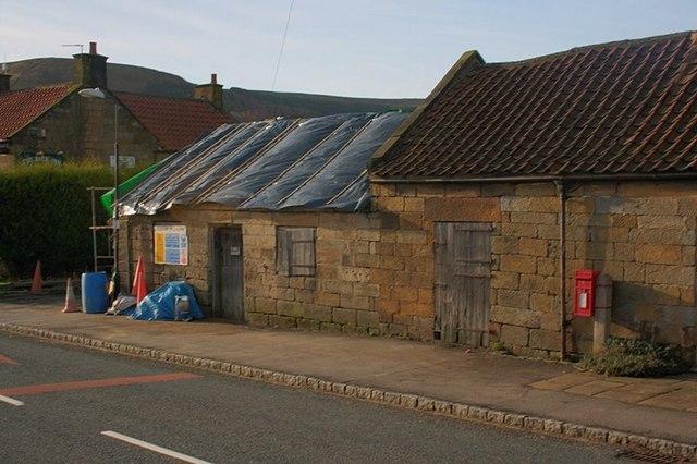 Former Blacksmiths, Chop Gate