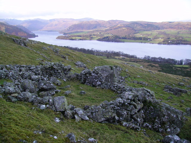 Sheepfold Under Long Crag