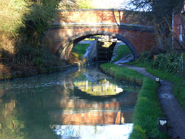 Broadmoor Bridge, The Oxford Canal