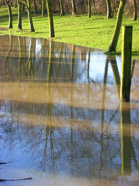 Floodwater, Cropredy