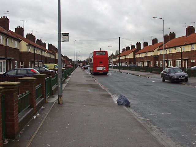Wingfield Road, Hull