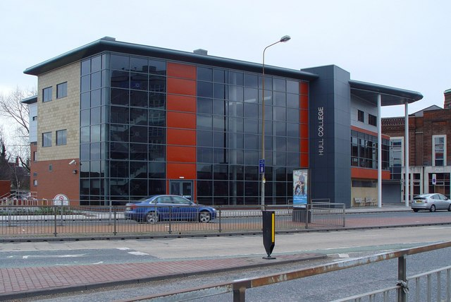 The Alex Henderson Building, Hull College