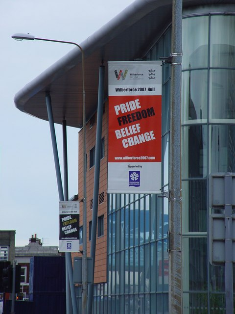 Wilberforce 2007 Banners