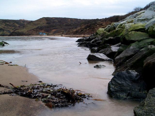 Runswick sands