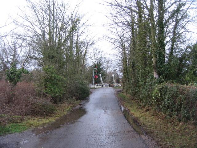 Swing Bridge - Tunnel Lane