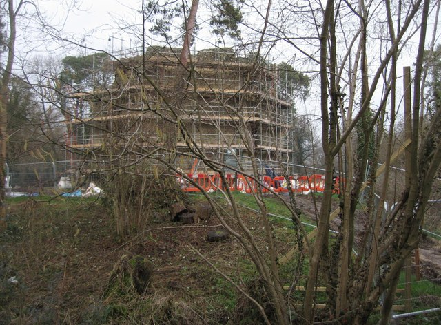 Odiham Castle getting a makeover