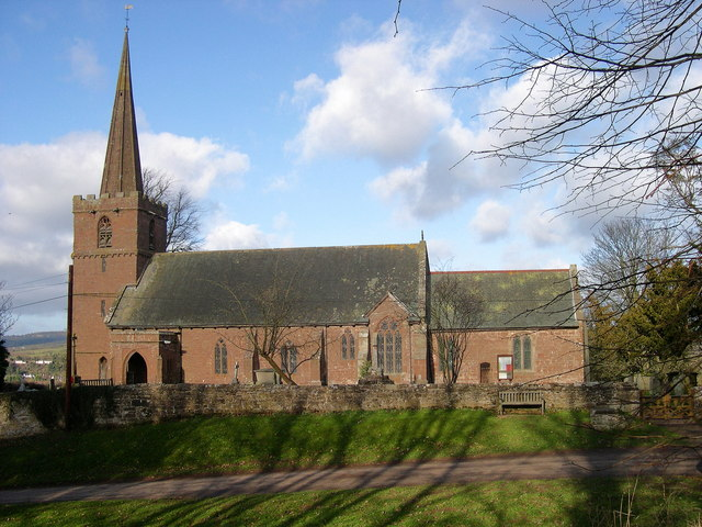 St John Baptist, King's Caple