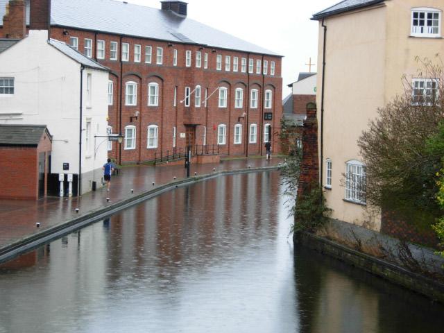 Birmingham & Fazeley Canal, Birmingham