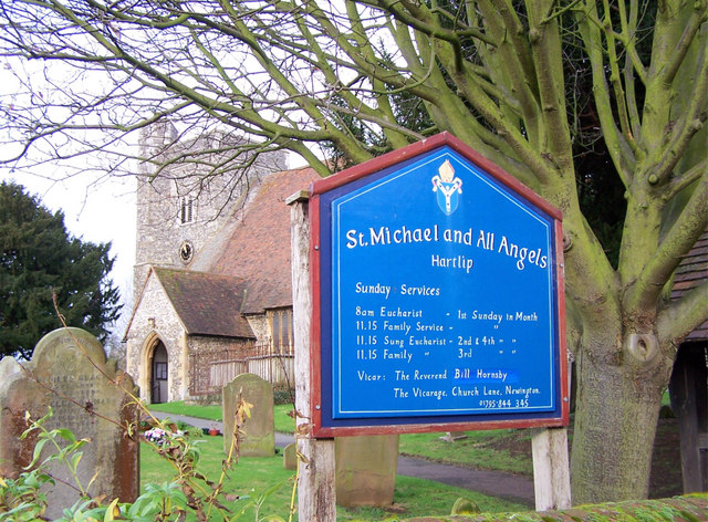 St Michael and All Angels, Hartlip