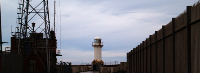 South Gare lighthouse #2