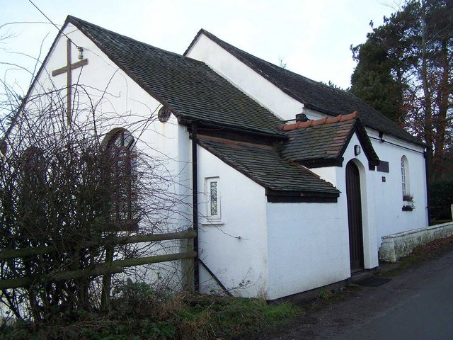 Cannock Wood Methodist Chapel