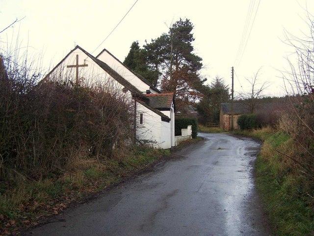Cannock Wood Methodist Chapel