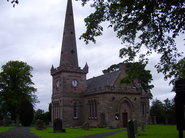 Saltoun Kirk, East Lothian