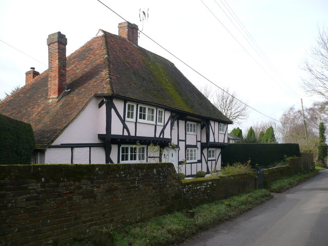 A pair of cottages on South Street