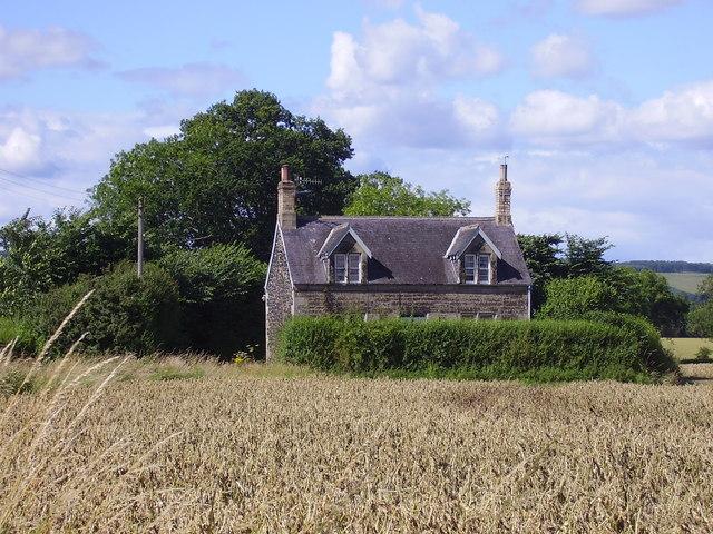 A Ploughman's Cottage